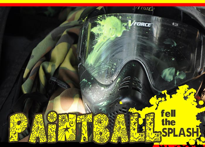 paintball- wargame pacet
